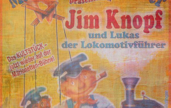 Marionettentheater Stromboli – Jim Knopf und Lukas, der Lokomotivführer