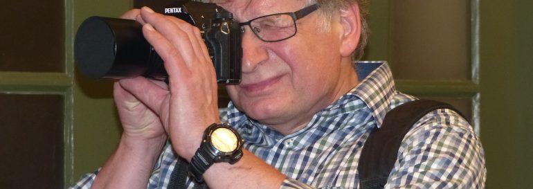 Fotoworkshops im Kulturbahnhof  1. Halbjahr 2018
