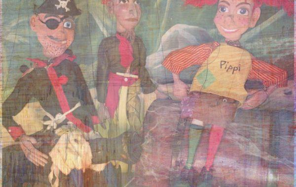 """Sonntag, 24.03.2019 ab 14.00 Uhr und ab 16.00 Uhr, Marionettentheater Stromboli mit """"Pippi in Taka – Tuka – Land"""""""