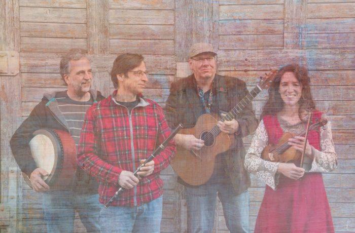 Samstag, 26. Januar 2019 Irish Folk mit Colludie Stone Im Kulturbahnhof ab 20 Uhr
