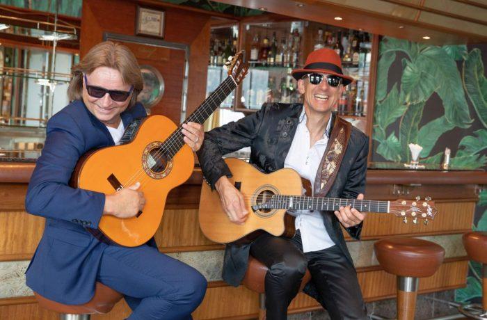 "Kulturfrühstück mit ""Magic acoustic Guitars"" am Sonntag, den 29. März 2020 ab 11.00 Uhr"